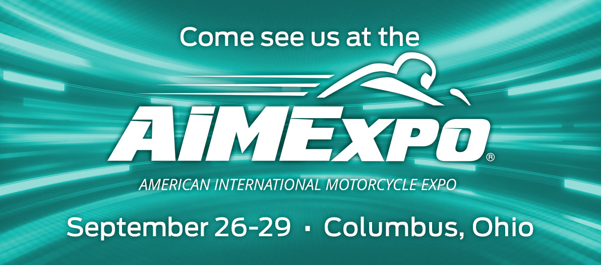 Come visit us at the AiMExpo: October 11-14 in Las Vegas, NV