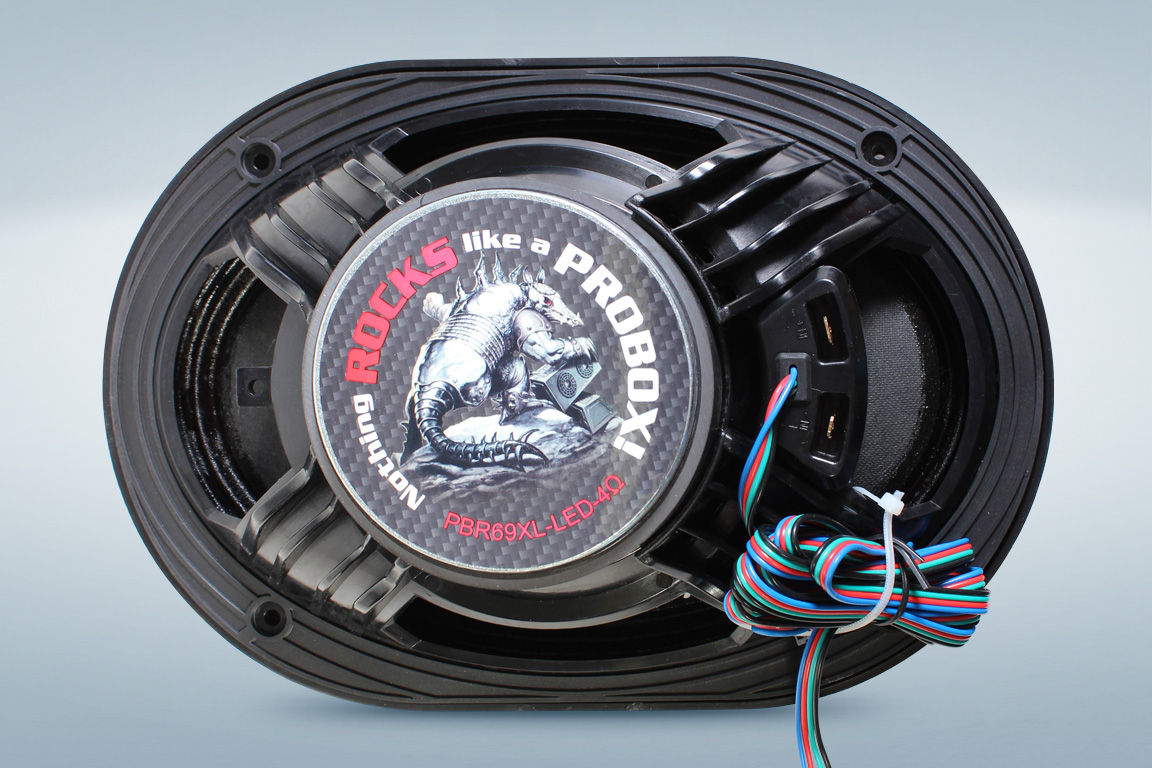 Pbr69xl Led Wiring Component Speakers Color Effects Simulated