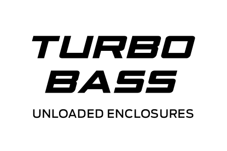 Turbo Bass Unloaded Enclosures